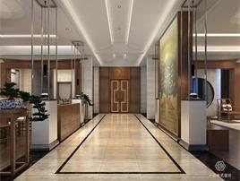 一心设计组 中式别墅设计 ·顺德东怡水岸别墅
