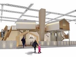 林中小屋 | 商业展示空间_家居展厅 | 概念设计
