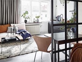 北欧26平米小微户型公寓