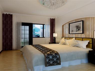 原有的客厅及卧室空间房屋自带中央空调,需要在保留原