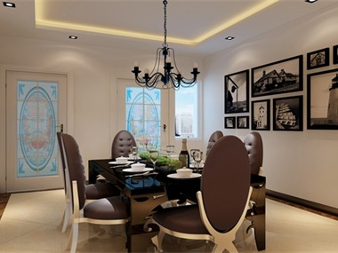典雅欧式风格是一种追求华丽、高雅的欧洲古典主义,典