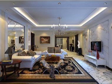 古典欧式的居室有的不只是豪华大气,更多的是惬意和浪