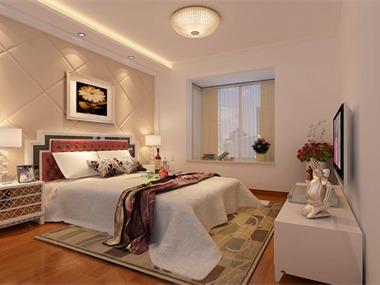 采用黑白灰为主色调,深色的家具,白色的墙壁,灰色的