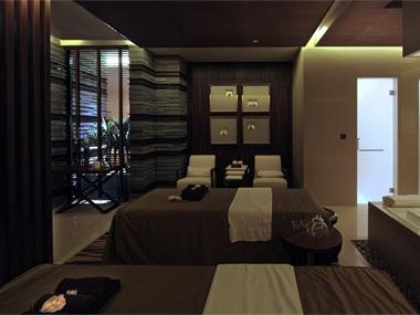 沈阳清水湾商务酒店酒店空间背景墙