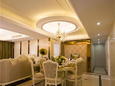 海尚一品公寓住宅设计餐厅