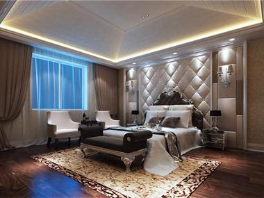 香缇澜湾卧室