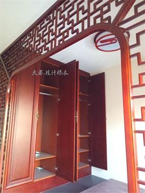 中式其它壁橱实景图
