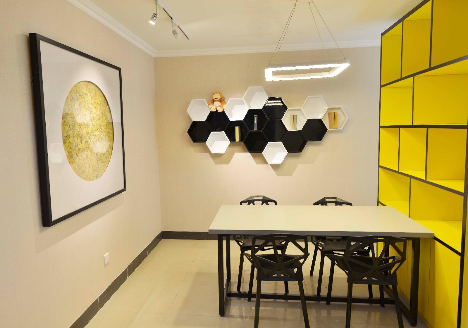 简约餐厅其它实景图