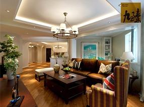 长城公寓-美式设计
