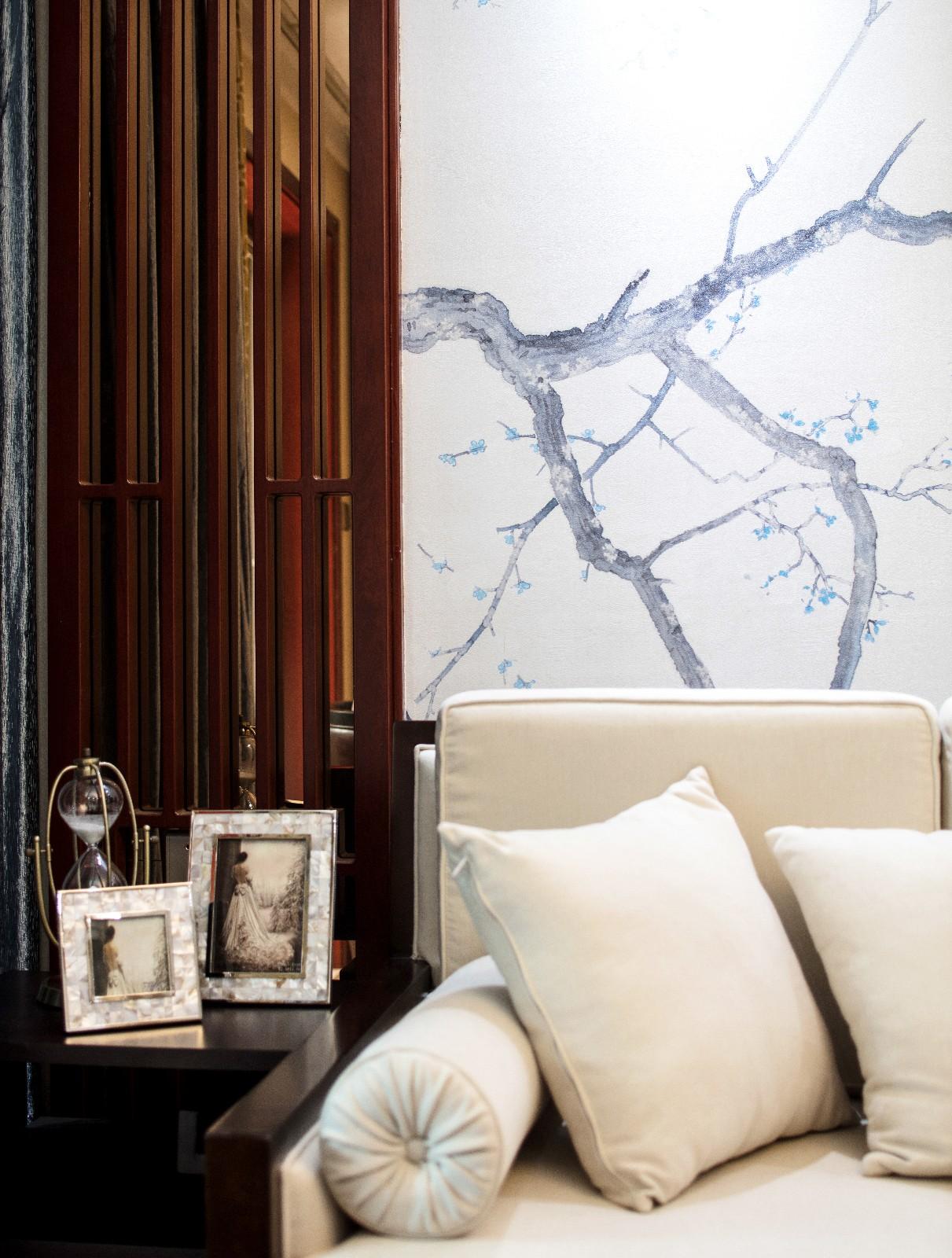 中式客廳其它實景圖