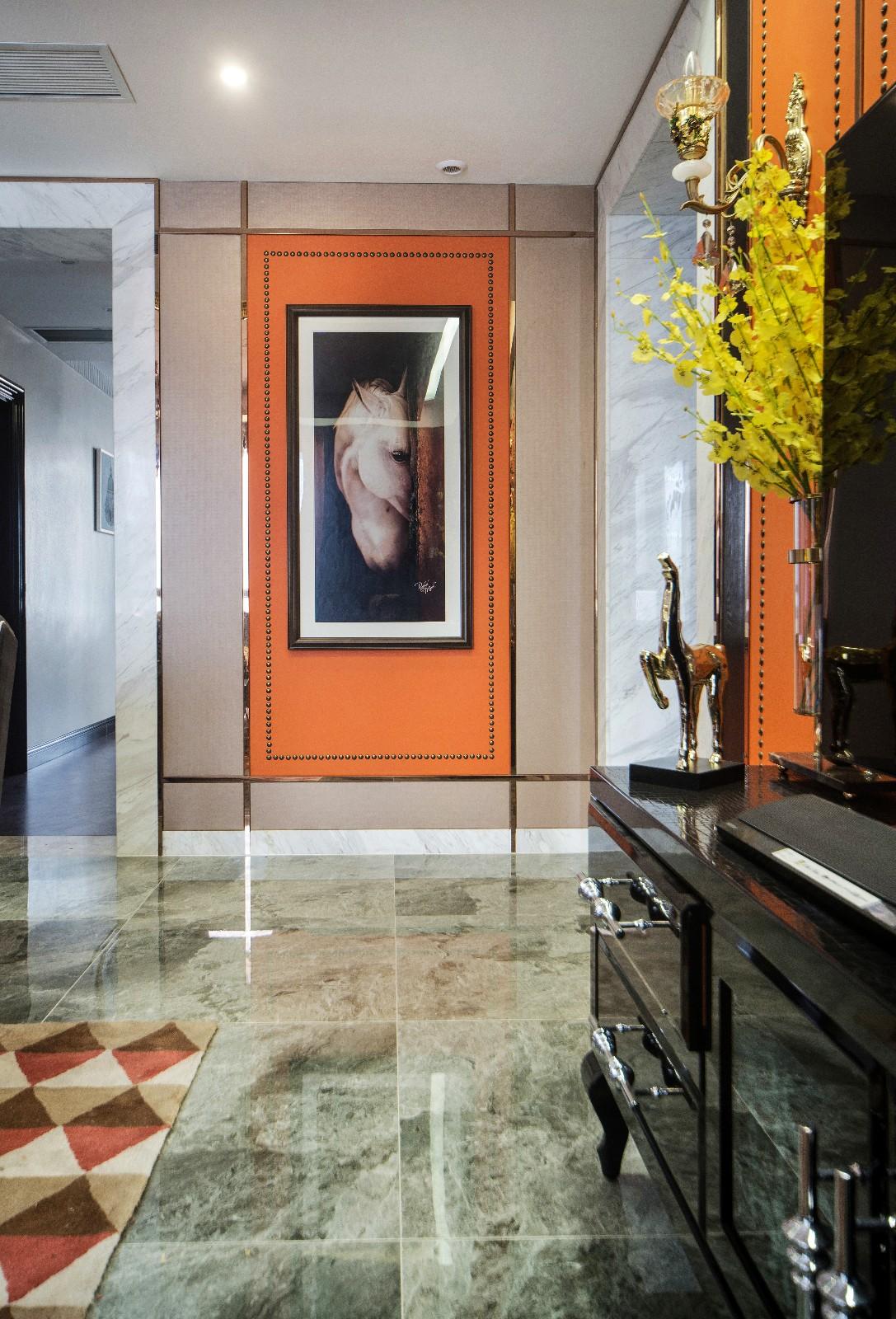 现代客厅其它实景图