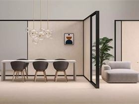现代居家、极简美学空间