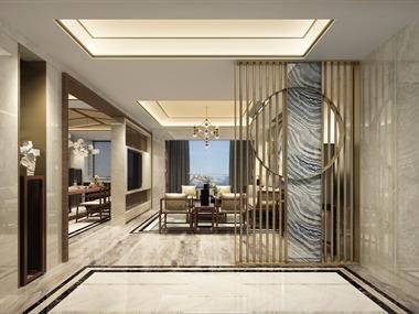 李振杰设计 | 保利香槟国际花园