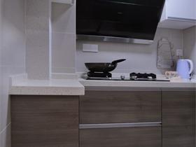 宜家厨房吊顶实景图