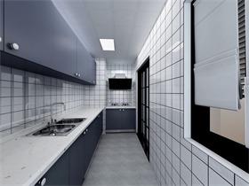 北欧厨房其它效果图