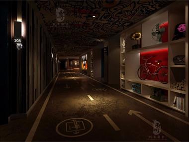 成都专业酒店设计 遇尚艺术主题酒店