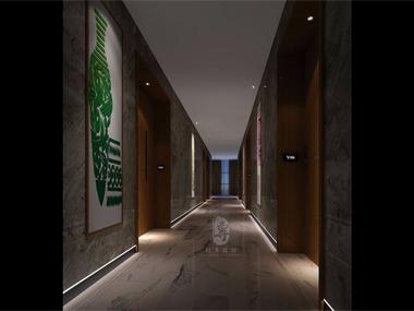 成都专业酒店设计 青海百和·铂雅城市酒店