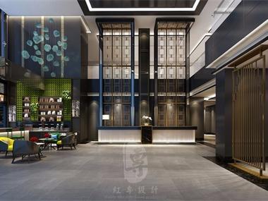 成都酒店设计 杭州漫纯国际酒店