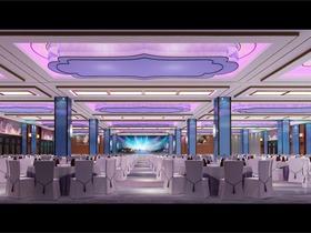 四星级温泉酒店设计细节