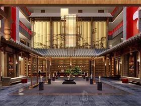 五星级酒店设计需要一点艺术气质