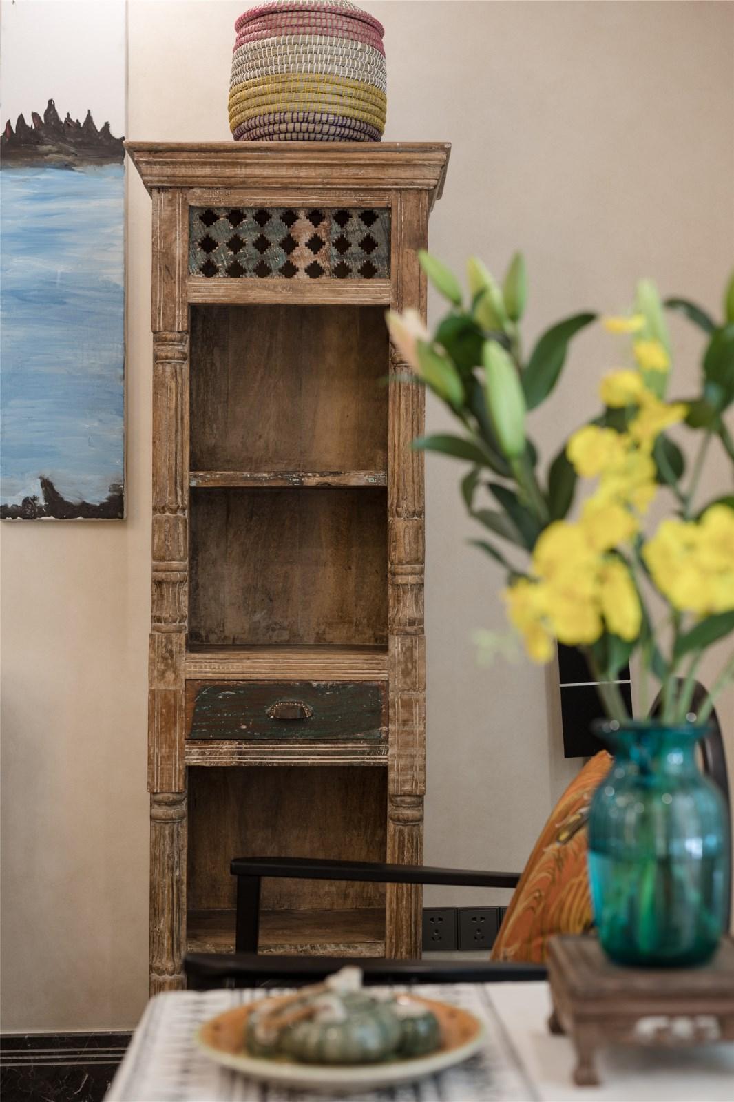 喜年设计 | 香兰雅室的故事 | 雍湖湾