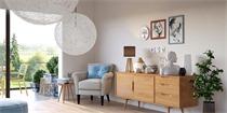 居住空间:塑造一个舒适雅致的北欧风公寓