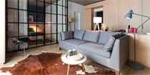 三号公寓设计:视觉的精致,家的温馨
