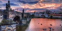 布拉格,一座充满赞誉的魅力之城
