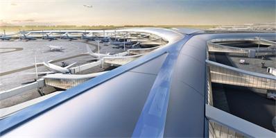 Aedas事务所再次赢得两项国际设计竞赛 彰显其航空解决方案的影响力