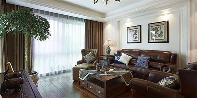 营造良好居家氛围最好的莫过于软装了 客厅软装设计案例