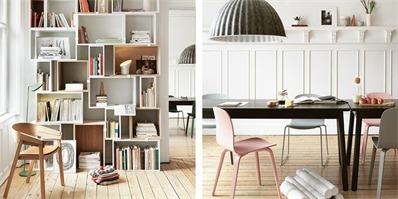 丹麦北欧家具推荐 既有传统的美感,又充满个性的延展