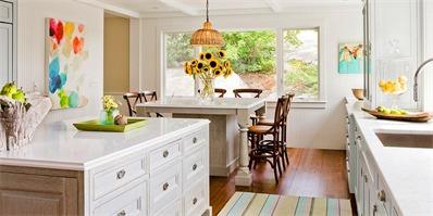 学会这些厨房收纳技巧 让厨房空间做到最大化利用