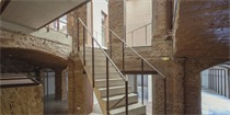 巴塞罗那老建筑空间改造项目 打造成新商业空间