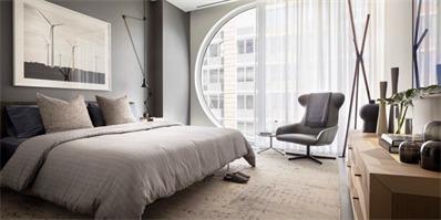 由扎哈·哈迪德设计的纽约西28街520号住宅项目首次公开亮相