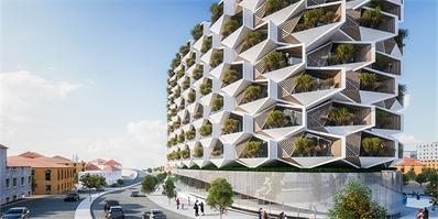 伊斯坦布尔新型农村住宅|将农村生活融入密集的城市环境