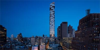 曼哈顿56 Leonard Street室内设计公布 是有钱人喜欢的定制感