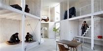 日本组合式小住宅设计 打造你独有的居住方式