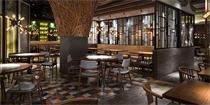 潮汕码头餐厅 室内的设计也如潮汕菜一样的精细考究
