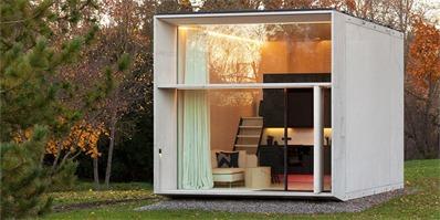 Kodasema在英国推出15万英镑小型预制住宅
