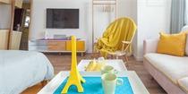 学会这些软装配色技巧,你家也可以美的像幅画!