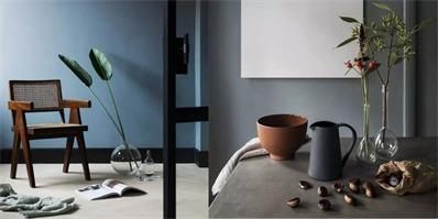 打造北欧风的家,除了统一色彩外,这些技巧也很重要