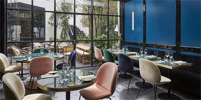 巴黎Le Roch酒店,带你体验一场难忘的色彩盛宴