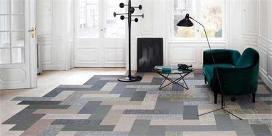 瓷砖这样铺,美貌又好打理,还要地毯干嘛!