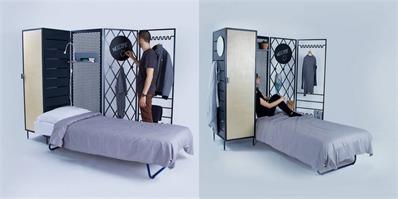 家具项目patchwork 专为共居空间打造