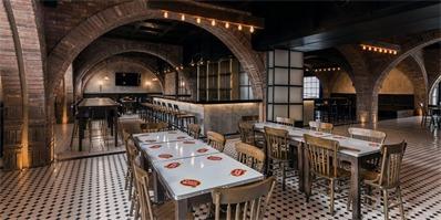 墨西哥SCYF企业休闲酒吧 营造轻松愉悦的家庭式氛围