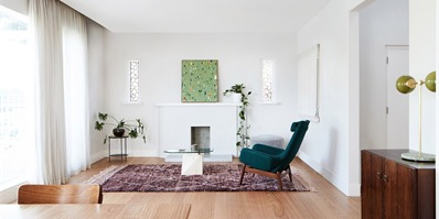 Holroyd复式公寓改造,澳大利亚墨尔本/Foomann Architects