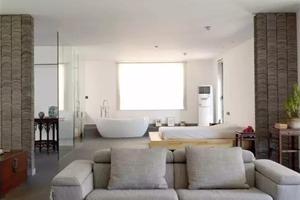 黑白灰色打造冷静家居 让生活更简约舒适