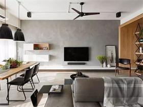 电视墙这样设计,瞬间提升家的逼格!
