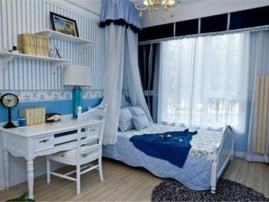 地中海风格设计案例卧室